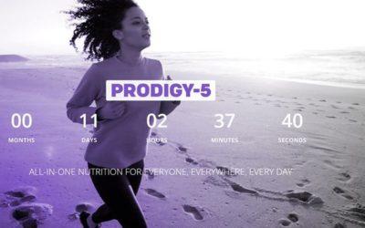 Nog 11 dagen en dan wordt ons nieuwe produkt: Prodigy-5 uitgeleverd.